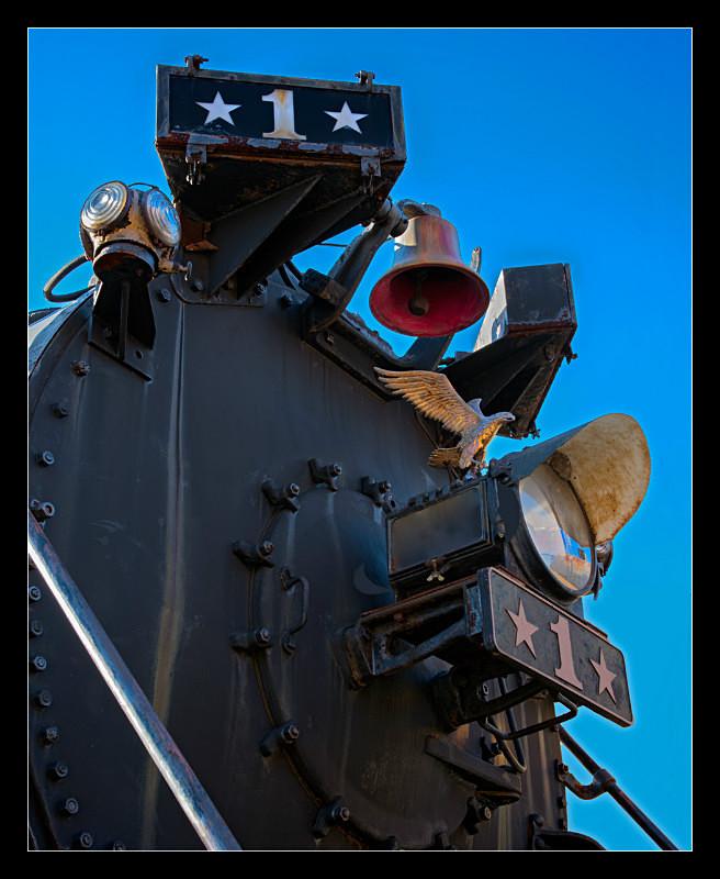Golden Eagle - Railroad