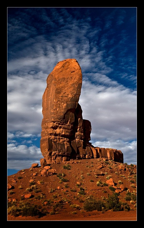 Shield Rock - Landscapes