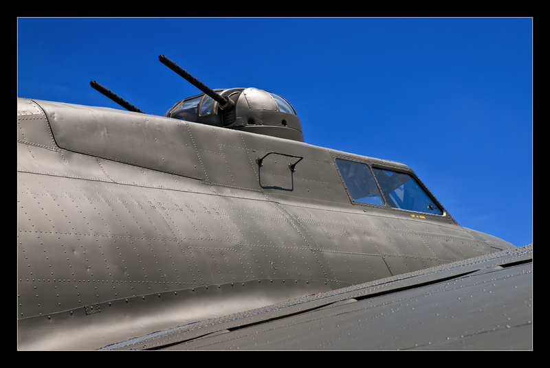 B-17 Top Turret - Aircraft