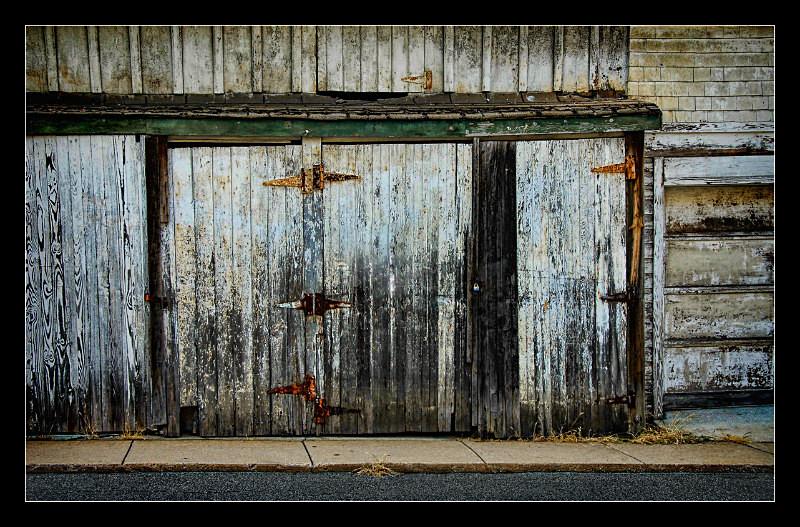The Doors - Building Elements