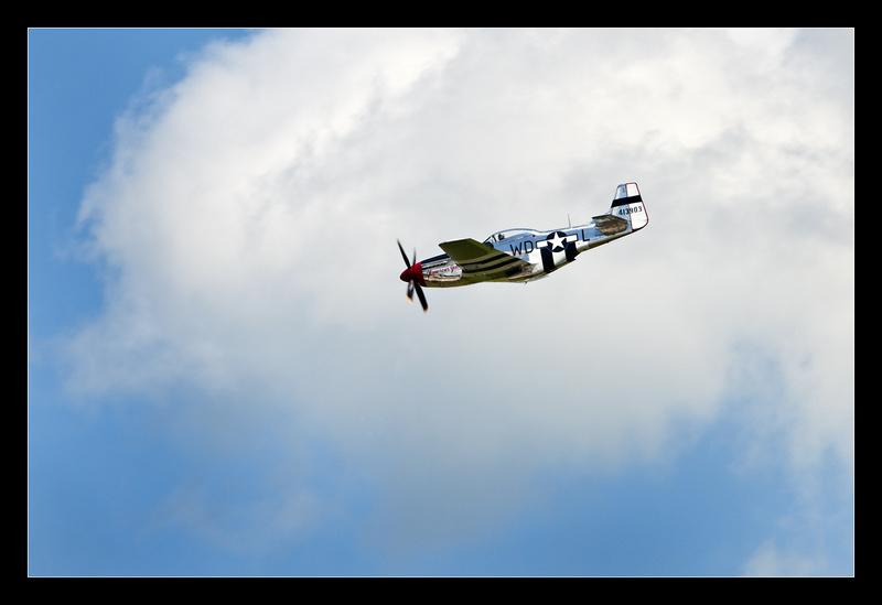 P-51D Mustang - Aircraft