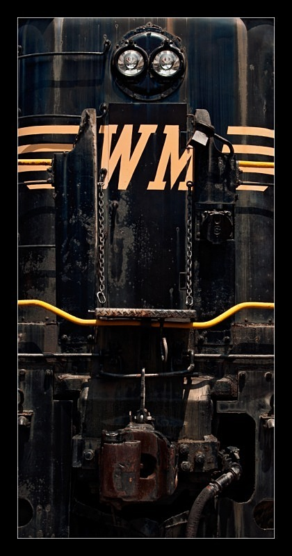 Western Maryland Diesel - Railroad