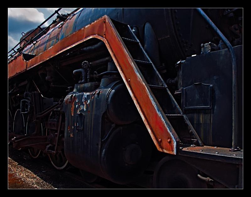 Freedom Engine - Railroad