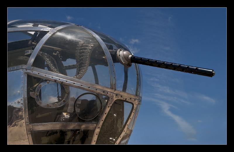 B-25 Mitchell - Bombardier's Station - Aircraft