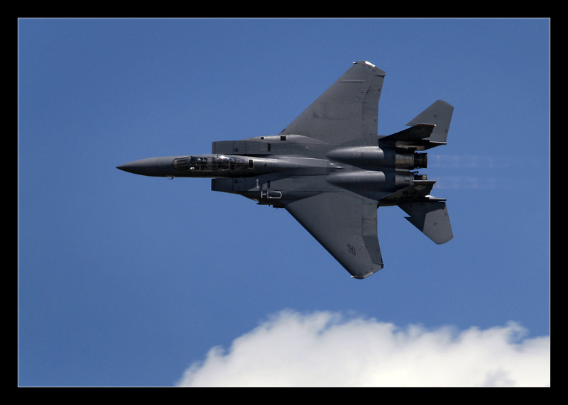 F-15 Eagle - Aircraft