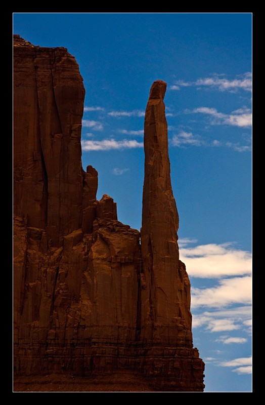 Rock Figure - Landscapes