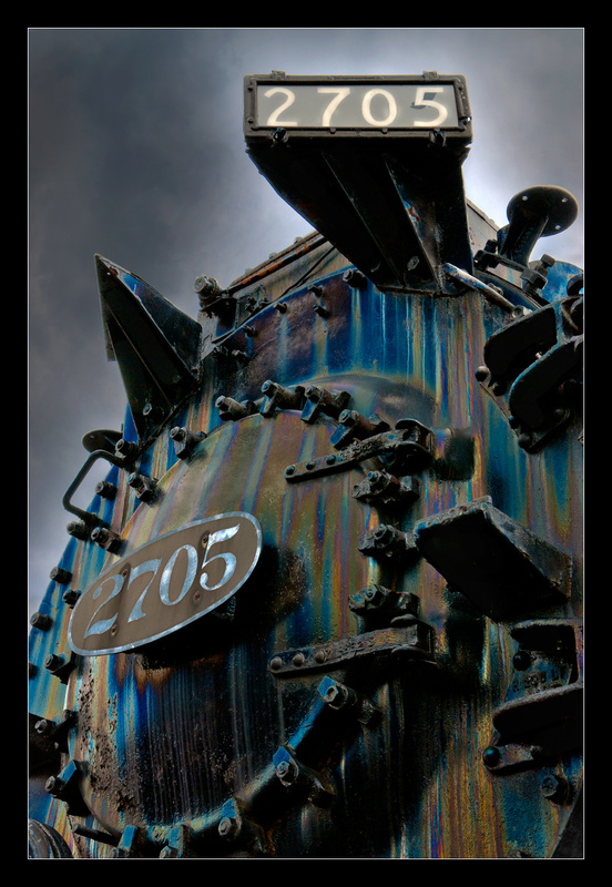 Locomotive Breath - Railroad