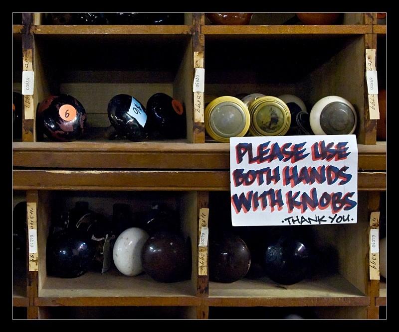 Knobs for Sale - Details