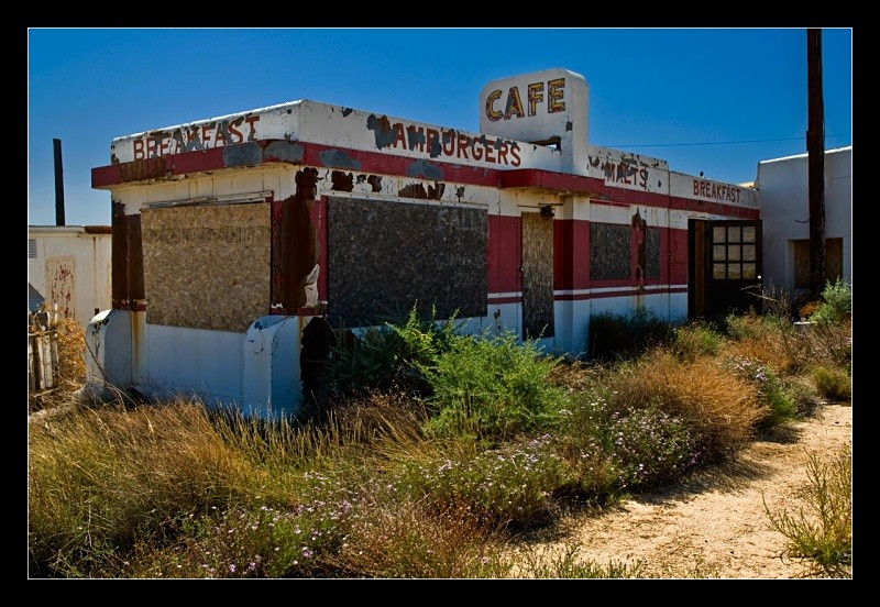 Twin Arrows Cafe - Architecture & Buildings