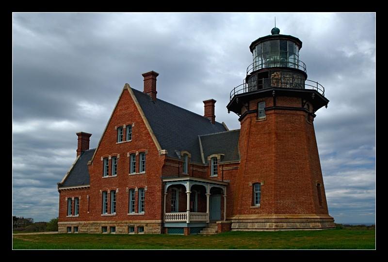 Block Island Light - Architecture & Buildings