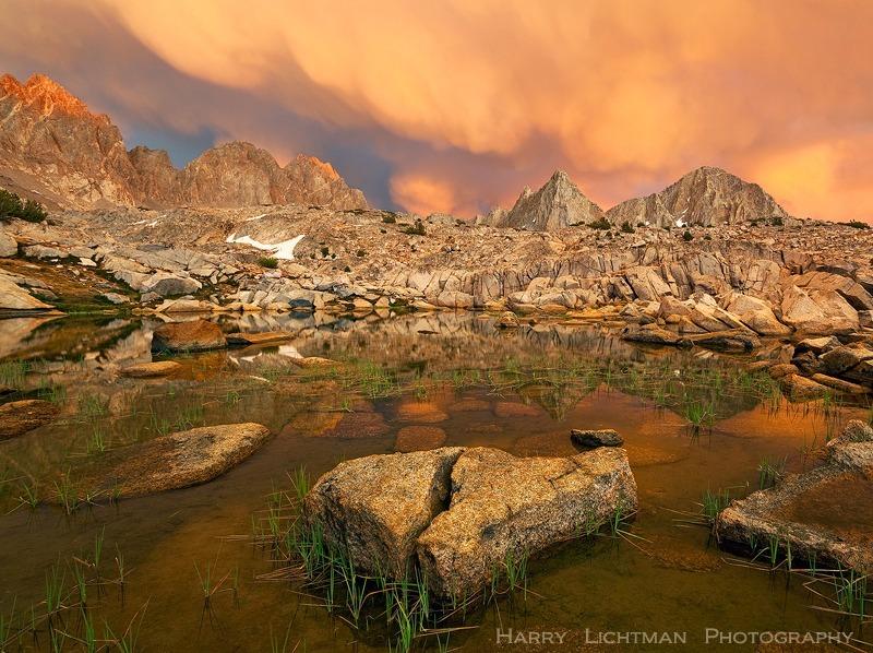 Sierra Cloudburst I - Sierra Nevada