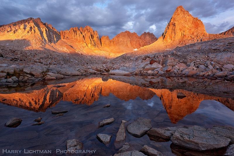 Sierra Divide - Sierra Nevada