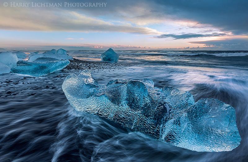 Luminescence - Iceland Winter