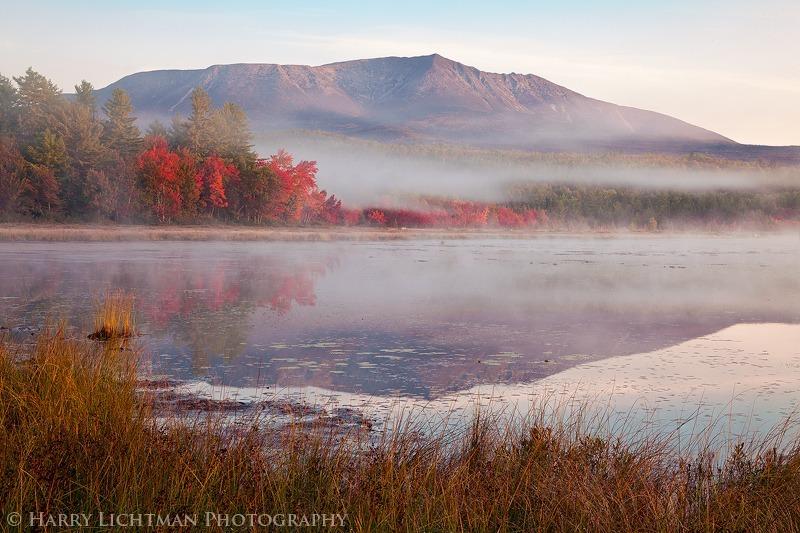 Mighty Katahdin - Maine Coast & Mountains