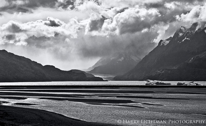 Lago Brey Tempest (B&W) - Black & White