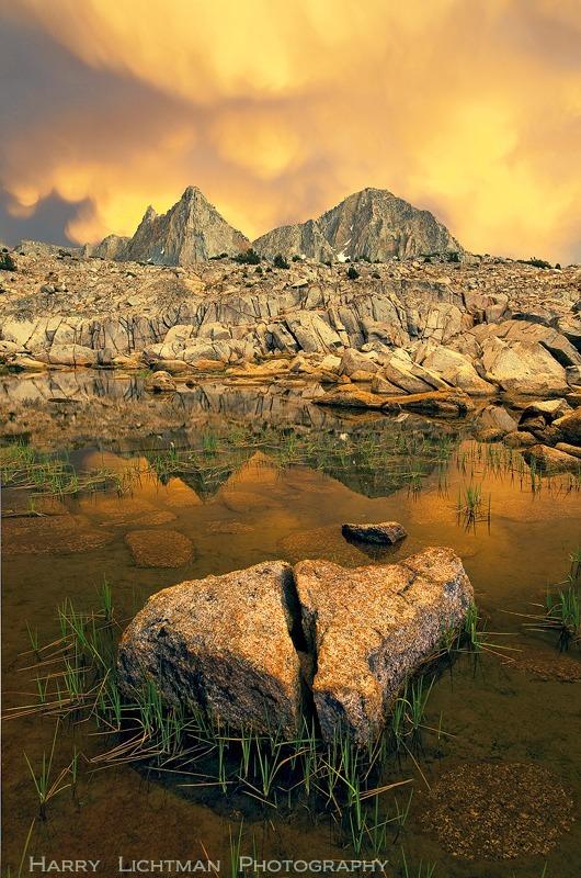 Sierra Cloudburst II - Sierra Nevada