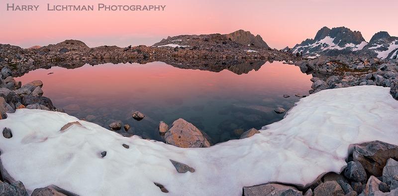 Sierra in Pastel - Sierra Nevada