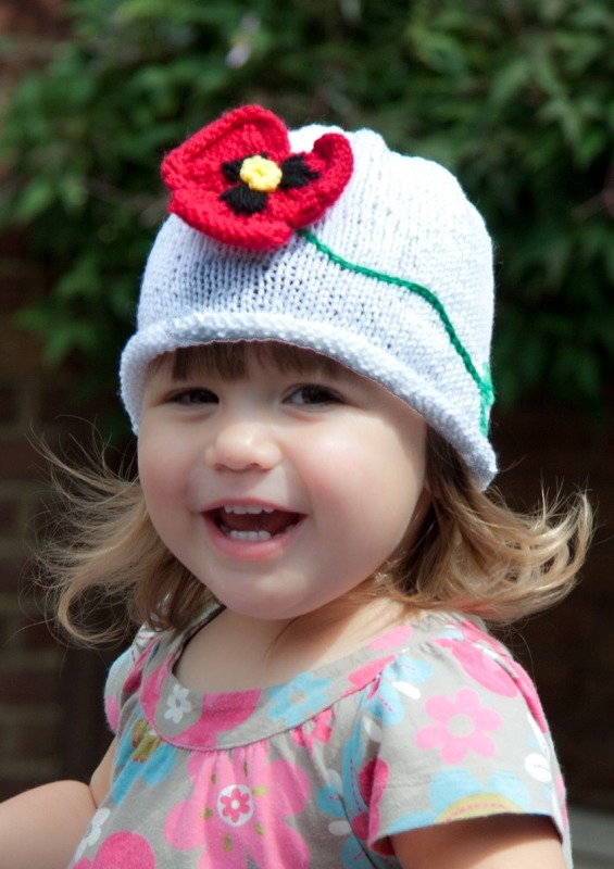 Poppy hats 5-7509 - Marion Carrier Crafts