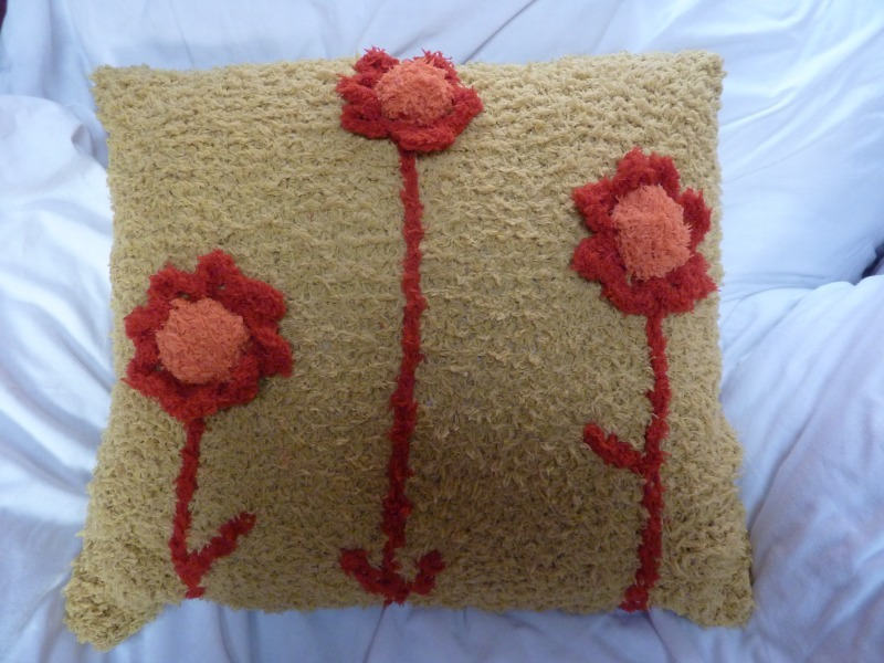 2 Cushion cover front - Marion Carrier Crafts