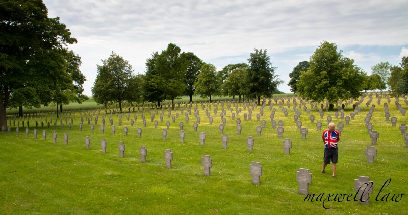 German graves in the Somme - Travels