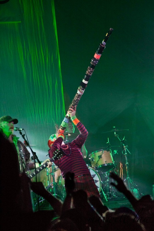 The Levellers at Larmer Tree - Photojournal