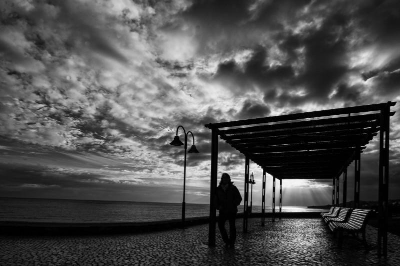 Sun shelter - Photojournal