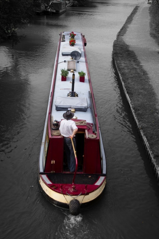 Foxton Narrowboat 1-7773 - Photojournal