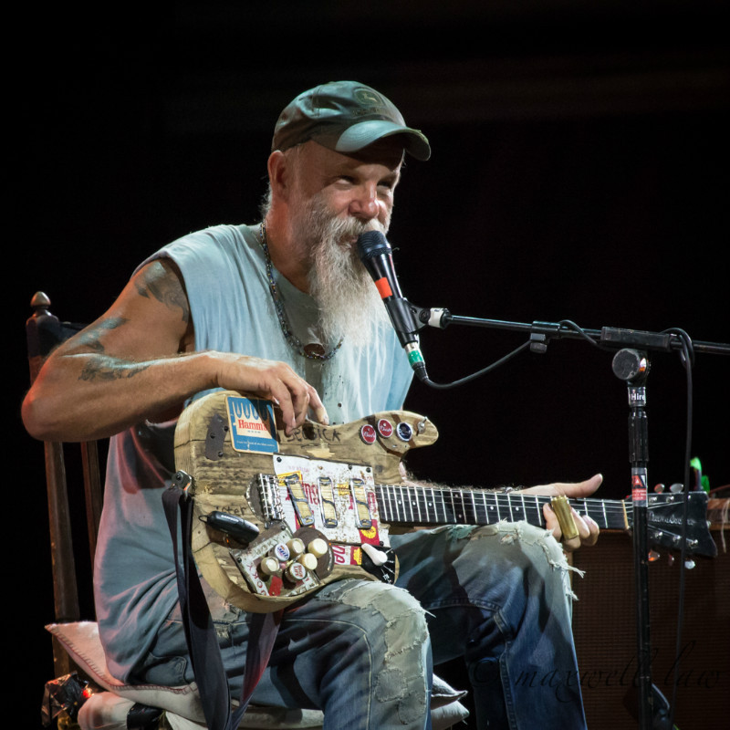 Seasick Steve - Photojournal