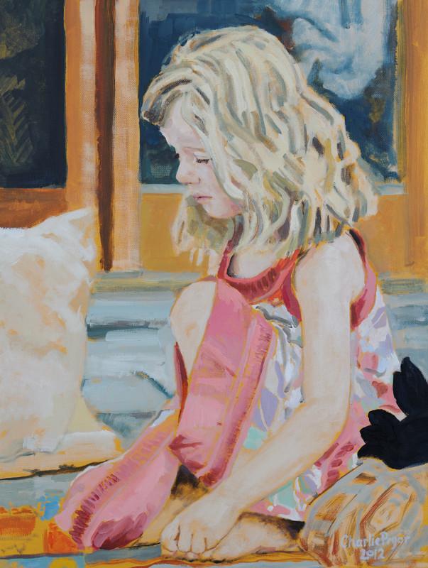 22 - Portrait Painting