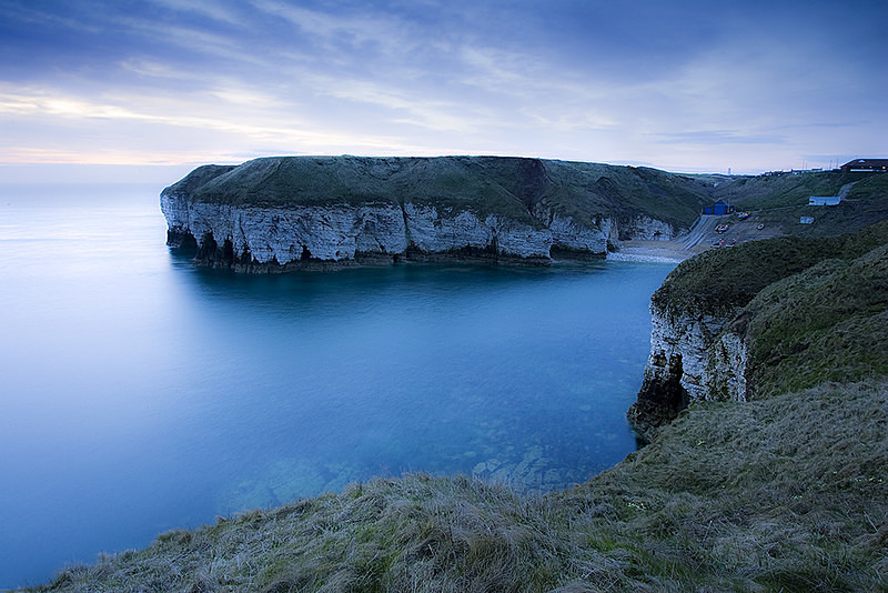 Fine art photography of the Yorkshire coastline by professional photographer Lewis Phillips