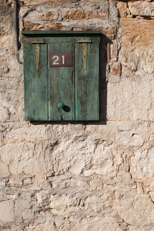 Travel photography of urban Leftcara, Cyprus.