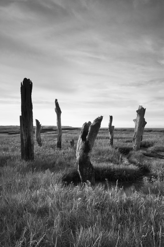 Thornham. - Monochrome
