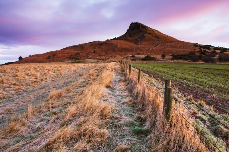 Roseberry Topping, North Yorkshire.