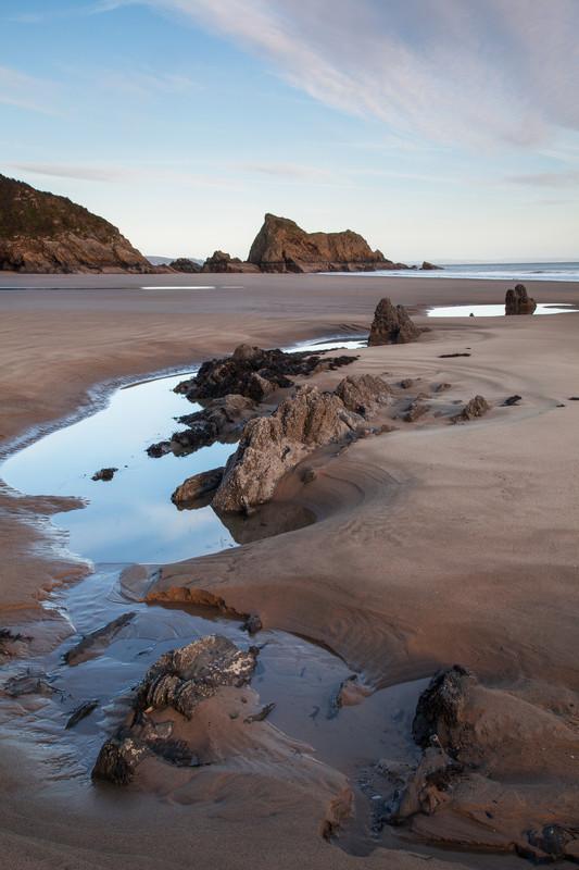 Monkstone. - Seascapes