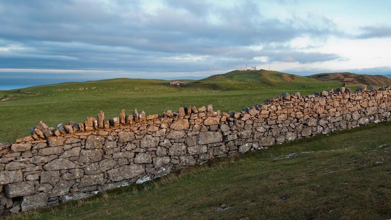 Snowdonia Cliffs. - Panoramic Images
