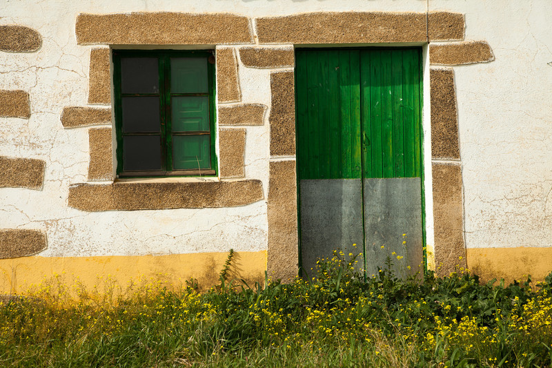Travel photography of rural Extremadura in Spain.