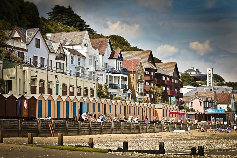 Shanklin - Buildings and Structures