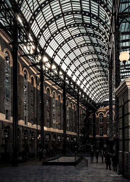 Hays Galleria - Views of London