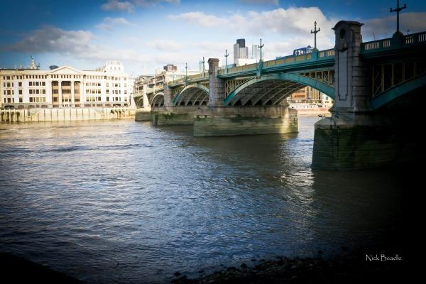 Southwark Bridge - Views of London