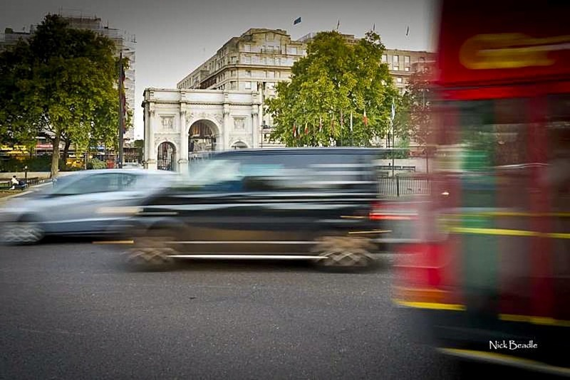 Marble Arch - Buildings and Structures