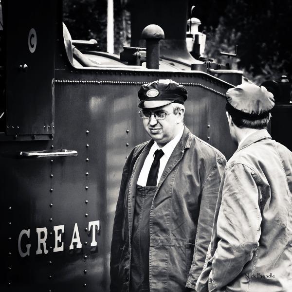 Train Guard - Railways