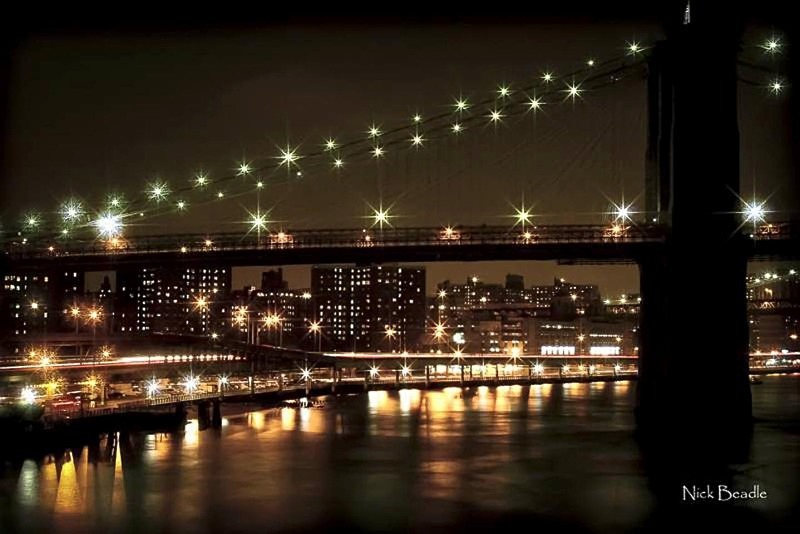 Bridge over the Hudson River - Buildings and Structures