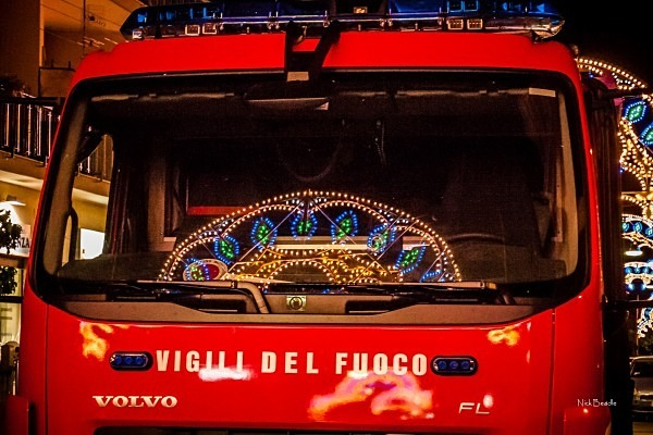 Festival Fire Engine - Italy