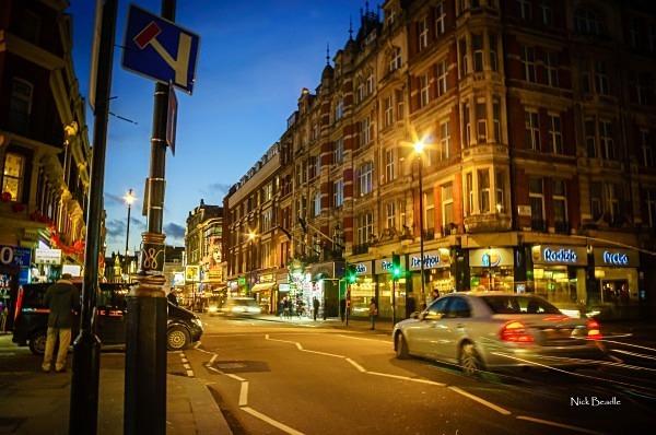 ShaftesburyAvenue - Views of London