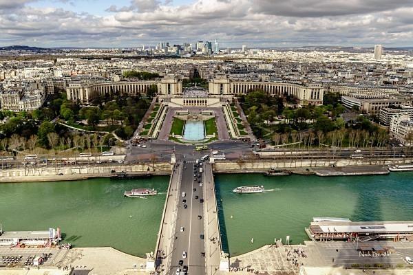Paris Scape 1 - Paris