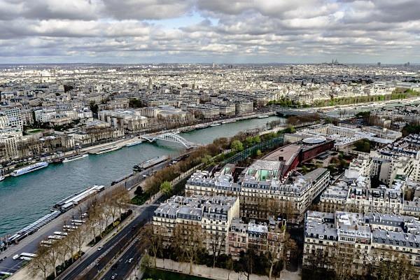 Paris Scape 2 - Paris