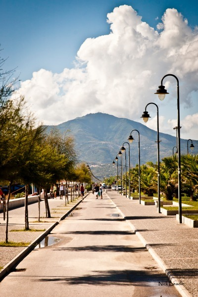 Ascea Promenade - Italy
