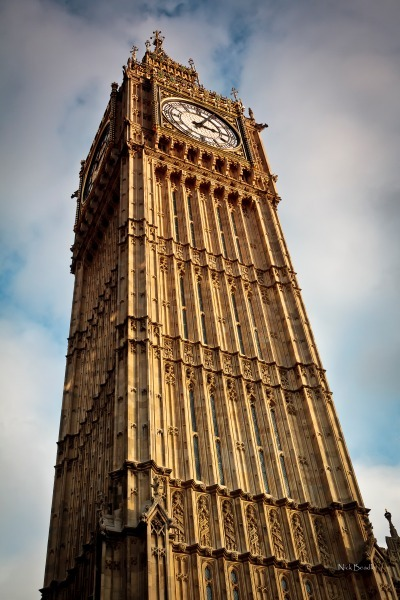 Big Ben - Buildings and Structures