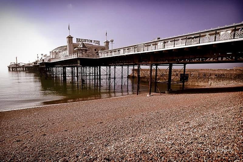 Brighton Pier - Buildings and Structures