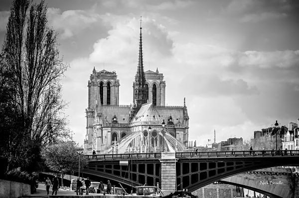 Notre Dame de Paris - Paris
